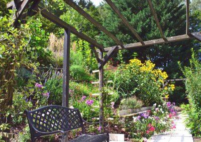 Pergola - Malecek Gartengestaltung